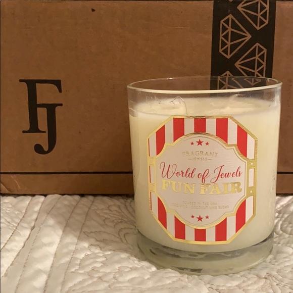 Fragrant Jewels World of Jewels Fun Fair Candle